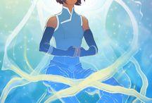 ATLA & LOK / Avatar The Last Airbender and The Legend of Korra