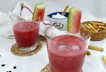 bebidas, con y sin alcohol   horneAndo Algo / las bebidas, con alcohol, sin alcohol, aguas saborizadas, licuados, y hasta mates! las recetas del blog!