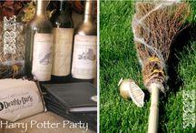 Party Ideas - Harry Potter