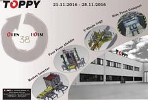 Open House 2016 / Turning your world is our job!  #Toppy #turningyourworld #palletchanger #rollturner #pileturner #pallet #conveyor #europallet #OpenHouse #followme #tagforlike #pictureoftheday #follow4follow #like