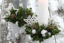 Zimni dekorace