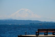 Travel: Seattle, WA / Best time to travel is April - September / by Kathy Sullivan
