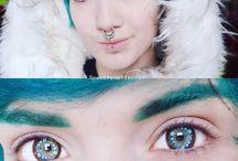 Anime Circle Lenses