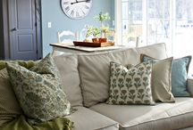 living room / by Mandy Miller