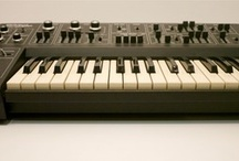 Roland vintage synths