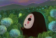 """hayao miyazaki & """""""