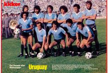 URUGUAY ALL TIME