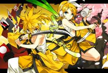 Rin e Len kagamine02