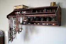 DIY organization / by Amber Funk