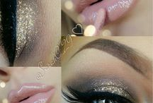 haar and make-up