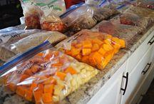 Instant pot freezer meals