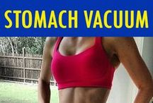 vaccuming