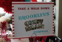 boardwalk/carnival 6th grade thing
