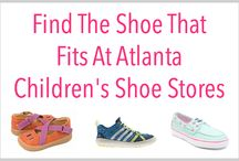 Atlanta Children's Shoe Stores / Find the shoe that fits.. and is stylish.. for your kids at these Atlanta Children's Shoe Stores.