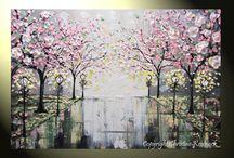 fa, virág