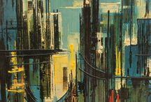 steden / by Erna Kroezen