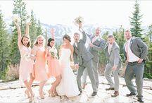 AH and DN wedding