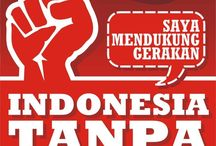 Morenk Opposition Arts / Graphic designs for good Indonesia by Morenk Beladro