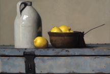 David Larned / Still life