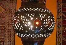 Марокканские интерьеры