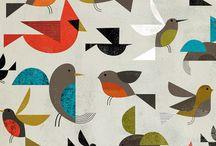 Birds Birds and more Birds
