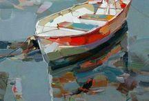 disegni barche