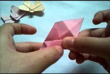 Origami Video tutorial