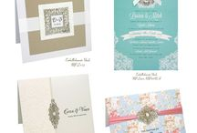 Ideas & Inspirations from Embellishment Gallery: Metal Plates / Metal Plates on Invitations