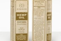 Endoca CBD Hemp Products / We sell the Endoca range of CBD based products made from certified organic hemp plants.