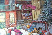 Pauline Thibodeau Paquin / Professional Artist from Quebec www.multi-art.net