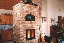 masonry heater ideas