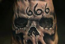 Skulls & tattoos / Skulls & tattoos