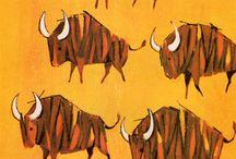Bison, Buffalo & Muskox