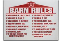 Barn Ideas