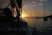 Тихий океан / Друзья!!! я ищу единомышленников и настоящих любителей моря, солнца и парусного спорта! Для самого увлекательного и незабываемого путешествия, которое не оставит равнодушным ни одного человека знающего Вас. Мы отправимся в путешествие на превосходной и надежной парусной яхте Sun Odyssey 469 . Место начала путешествия , Карибское море Тринидад и Тобаго далее мы через Панамский пролив попадаем а Тихий океан где первой остановкой будут Галапагосские острова!