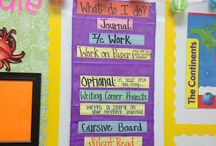 3rd Grade / by Jackie Triece