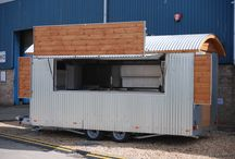 Shepherd Hut ideas / If you are looking for something different, then a road towable Mobile Shepherds Hut could be for you.