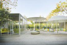 outdoor ROOMS / taras i ogród