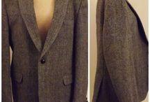 Vintage Clothing For A Sharp Dressed Man / Distinguished Dashing Debonair