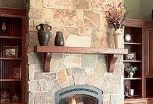 I want a fireplace....in my current house.
