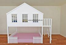 Montessori Ranzalarımız / Montessori Ranza, Montessori Mobilyaları, Montessori Yer Yatağı, Çocuk Ranzaları