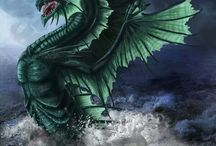 Dragons / by Beverly Brantley