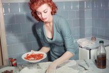 Italians & food
