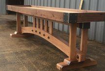 meja kayu now