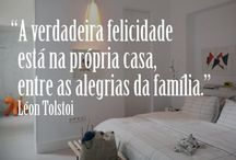 """Ame a Sua Família ♡ / Pôsteres com """"Mensagem de Sabedoria"""" pra Fazer Feliz a Nossa Família Família.com.br"""