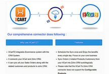 X-Cart to Zoho CRM Integration
