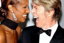 A*David Bowie & Iman