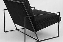 ❤️ /// Sessel & Schaukelstuhl / Design Sessel & Schaukelstühle in Sesselform - Einrichten mit besonderen Möbeln