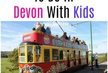 Devon Holiday & Travel Tips / If you are planning a holiday to Devon these places to stay and things to do will help make a memorable trip