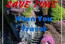 Travel Organizer / Advantage Using Bago Products